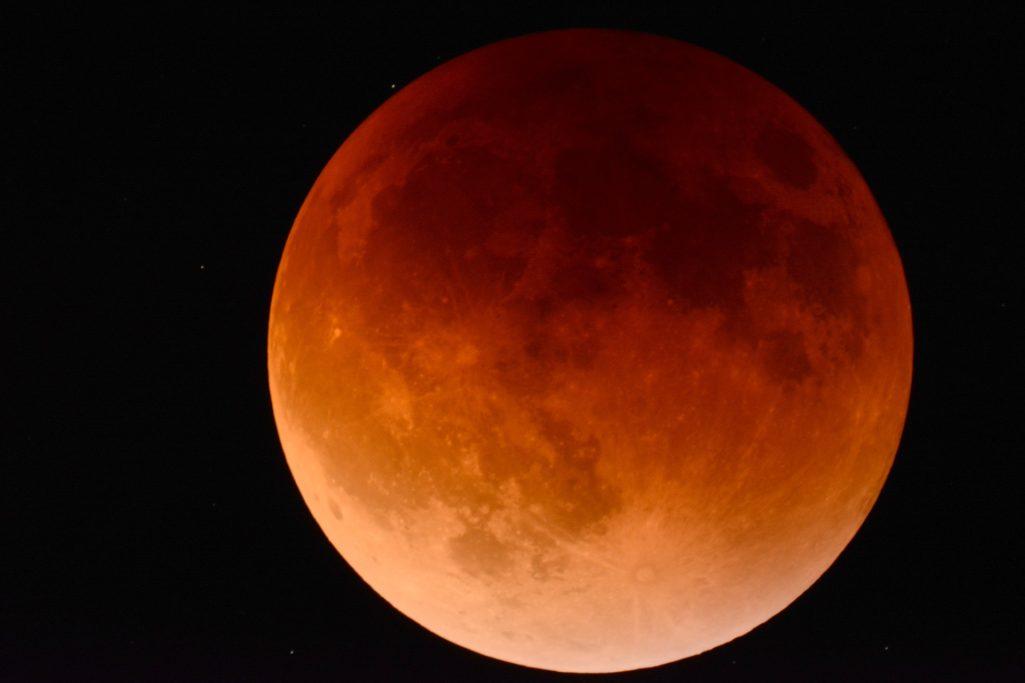 Éclipse pénombrale