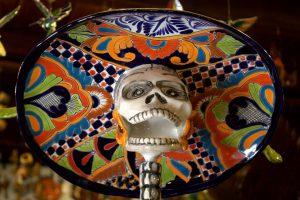 Dia de los muertos et estragon mexicain