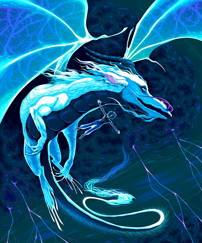 Dragon d'air Zinc