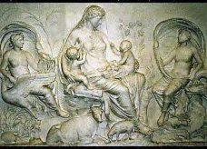 Gaïa, créatrice primordiale