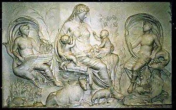 Gaïa, Déesse-Mère Primordiale, porteuse de toutes vos potentialités.