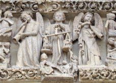 Cathédrale d'Amiens - le jugement dernier