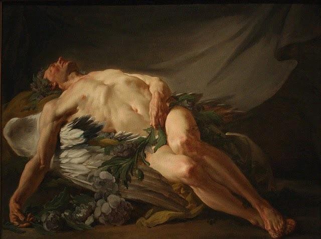 Morphée de Jean-Bernard Restout