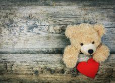 Ours de la Saint-Valentin