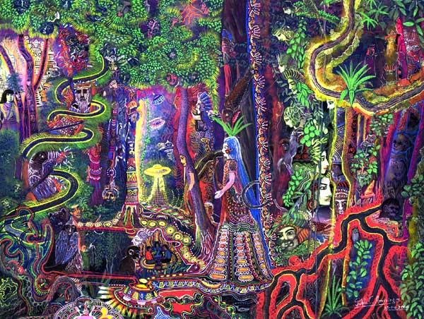 L'ayahuasca, véritable expérience spirituelle ou moyen d'échapper à la réalité?