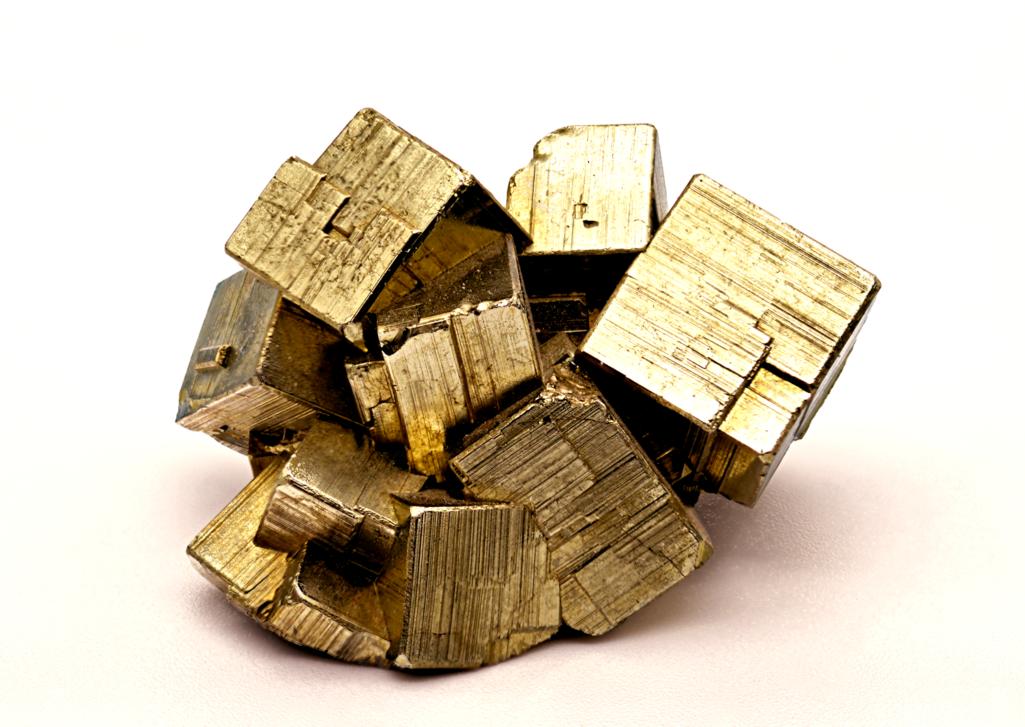 Découvrez la pyrite, la pierre de l'harmonisation !