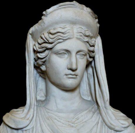 Rhéa, héritière de Gaïa et d'Ouranos, jusqu'au tréfonds de ses mémoires cellulaires !