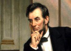 Abraham Lincoln, 16ème président des États Unis d'Amérique