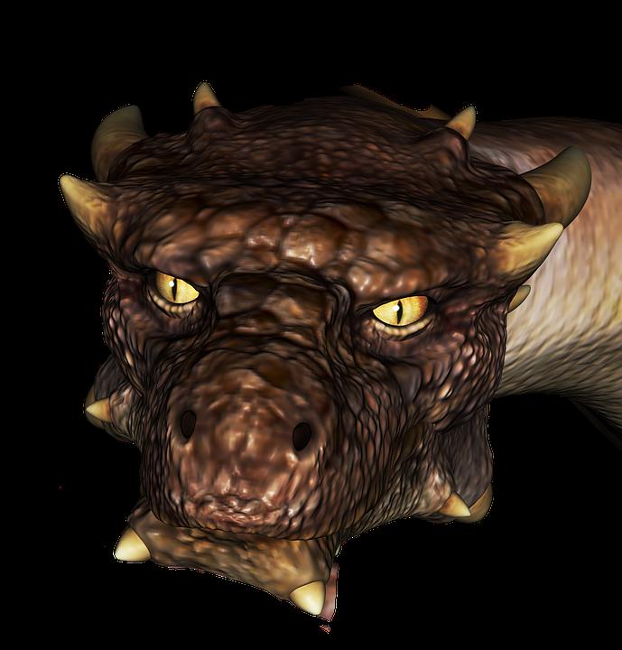 Dragon porteur de sagesse et de puissance