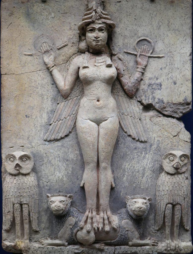 Ishtar, Déesse Akkadienne