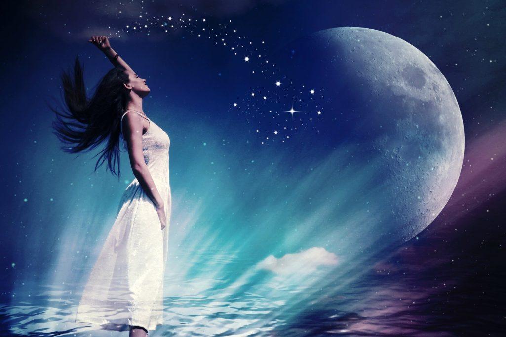 Lune et féminin