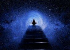 Bannière, le voyage chamanique pour visiter d'autres réalités
