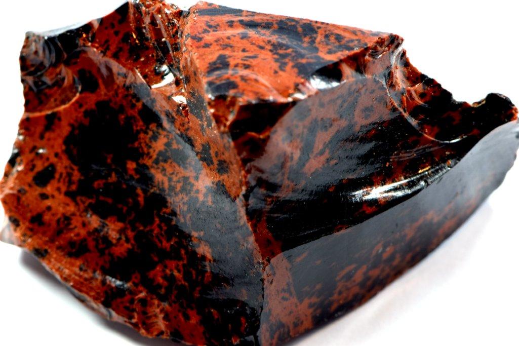 Obsidienne acajou
